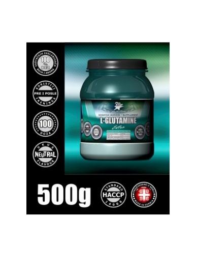 L-GLUTAMINE--500GR