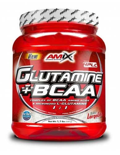GLUTAMINE+BCAA-530GR
