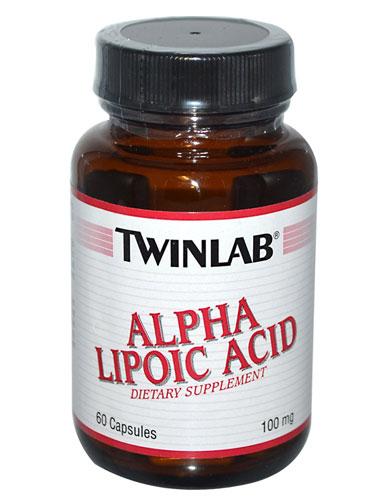 Alfa lipoinska kiselina